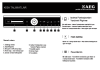 To view the document Aeg-Electrolux BP9314001M Quick Start Guide
